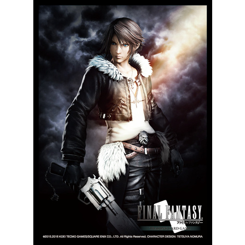 Final Fantasy TCG Sleeve DDFF AC Squall (60)