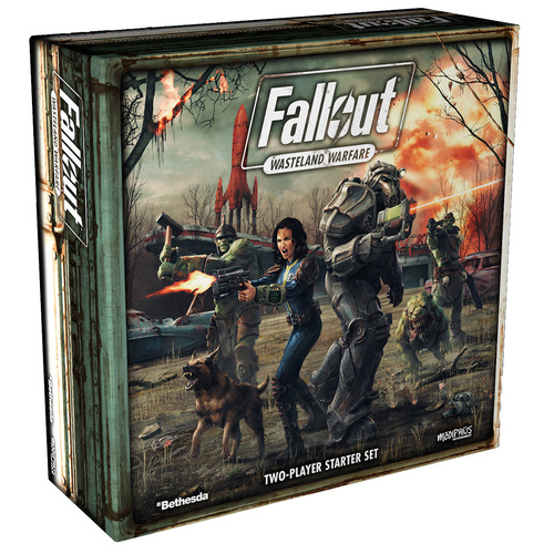 Fallout Wasteland Warfare Two Player Starter