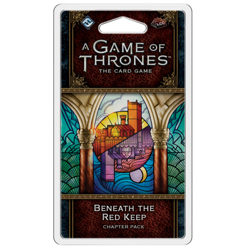 A Game of Thrones LCG - Beneath the Red Keep Deck
