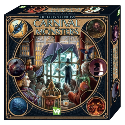Richard Garfield's Carnival of Monsters
