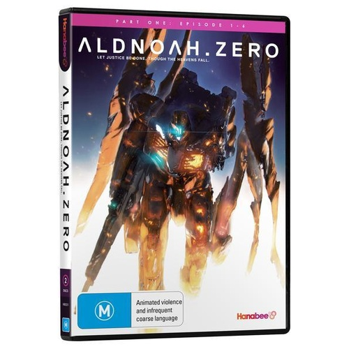 Aldnoah.Zero: Part One